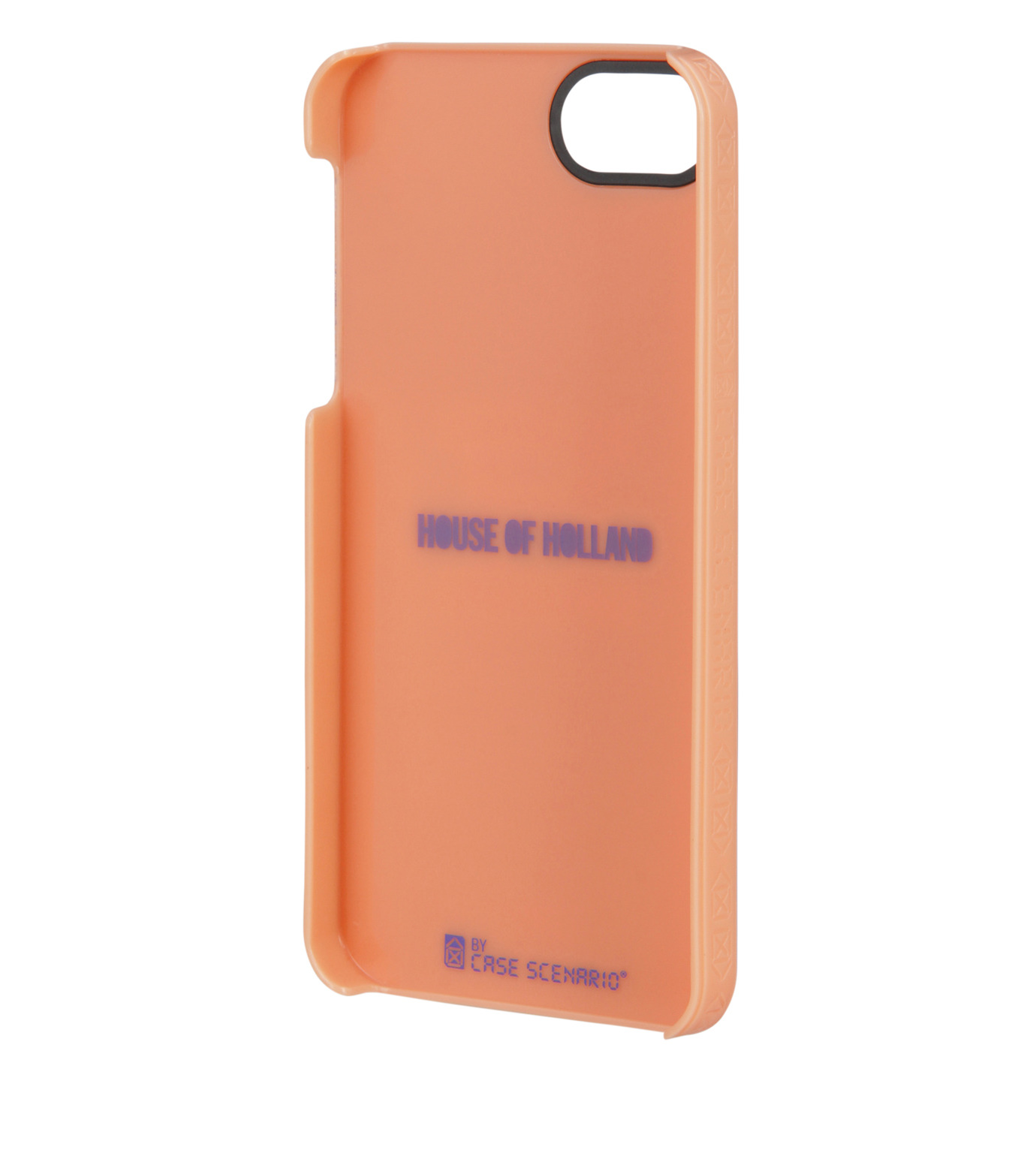 CASE SCENARIO(ケースシナリオ)のHouse of holland-BLUE(ケースiphone5/5s/se/case iphone5/5s/se)-HH-IPH5-H01-92 拡大詳細画像2