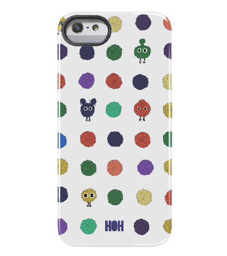 CASE SCENARIO(ケースシナリオ)のHouse of holland-WHITE(ケースiphone5/5s/se/case iphone5/5s/se)-HH-IPH5-PP-4 詳細画像1