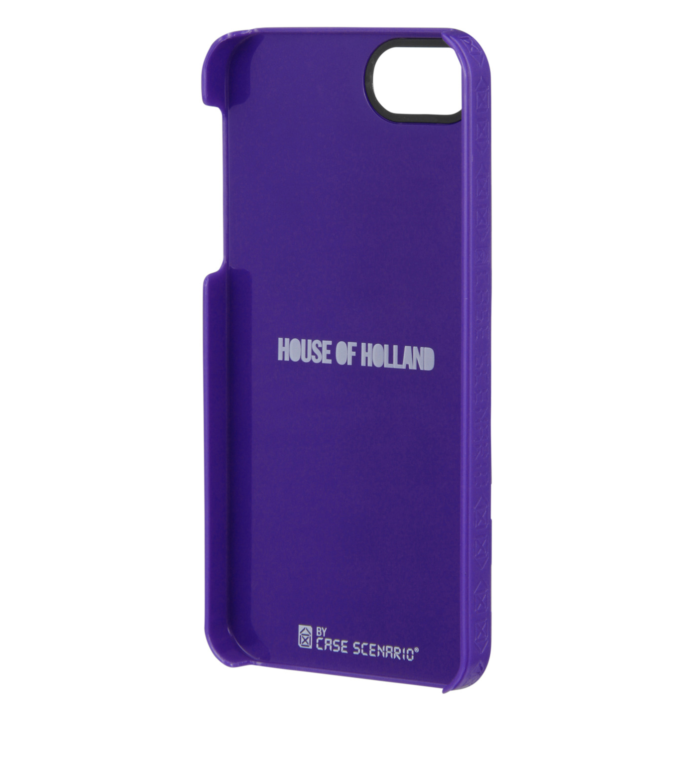 CASE SCENARIO(ケースシナリオ)のHouse of holland-WHITE(ケースiphone5/5s/se/case iphone5/5s/se)-HH-IPH5-PP-4 拡大詳細画像2