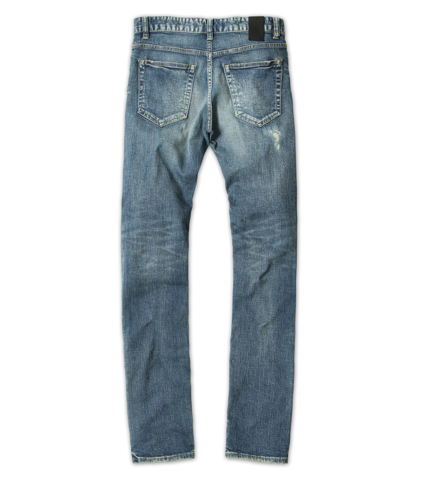 HL HEDDIE LOVU(エイチエル・エディールーヴ)のHL skinDamage-BLUE(パンツ/pants)-HL-skinDamag-92 拡大詳細画像7