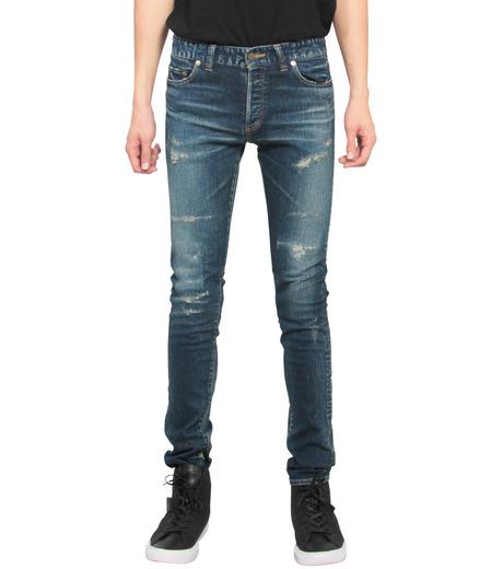 HL HEDDIE LOVU(エイチエル・エディールーヴ)のHL skinDamage-INDIGO(パンツ/pants)-HL-skinDamag-94 詳細画像1