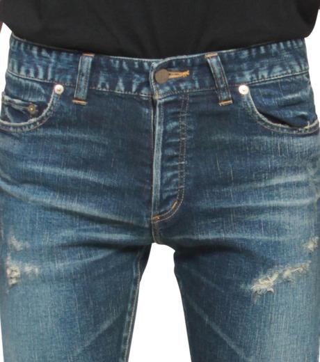 HL HEDDIE LOVU(エイチエル・エディールーヴ)のHL skinDamage-INDIGO(パンツ/pants)-HL-skinDamag-94 詳細画像4