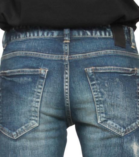 HL HEDDIE LOVU(エイチエル・エディールーヴ)のHL skinDamage-INDIGO(パンツ/pants)-HL-skinDamag-94 詳細画像5