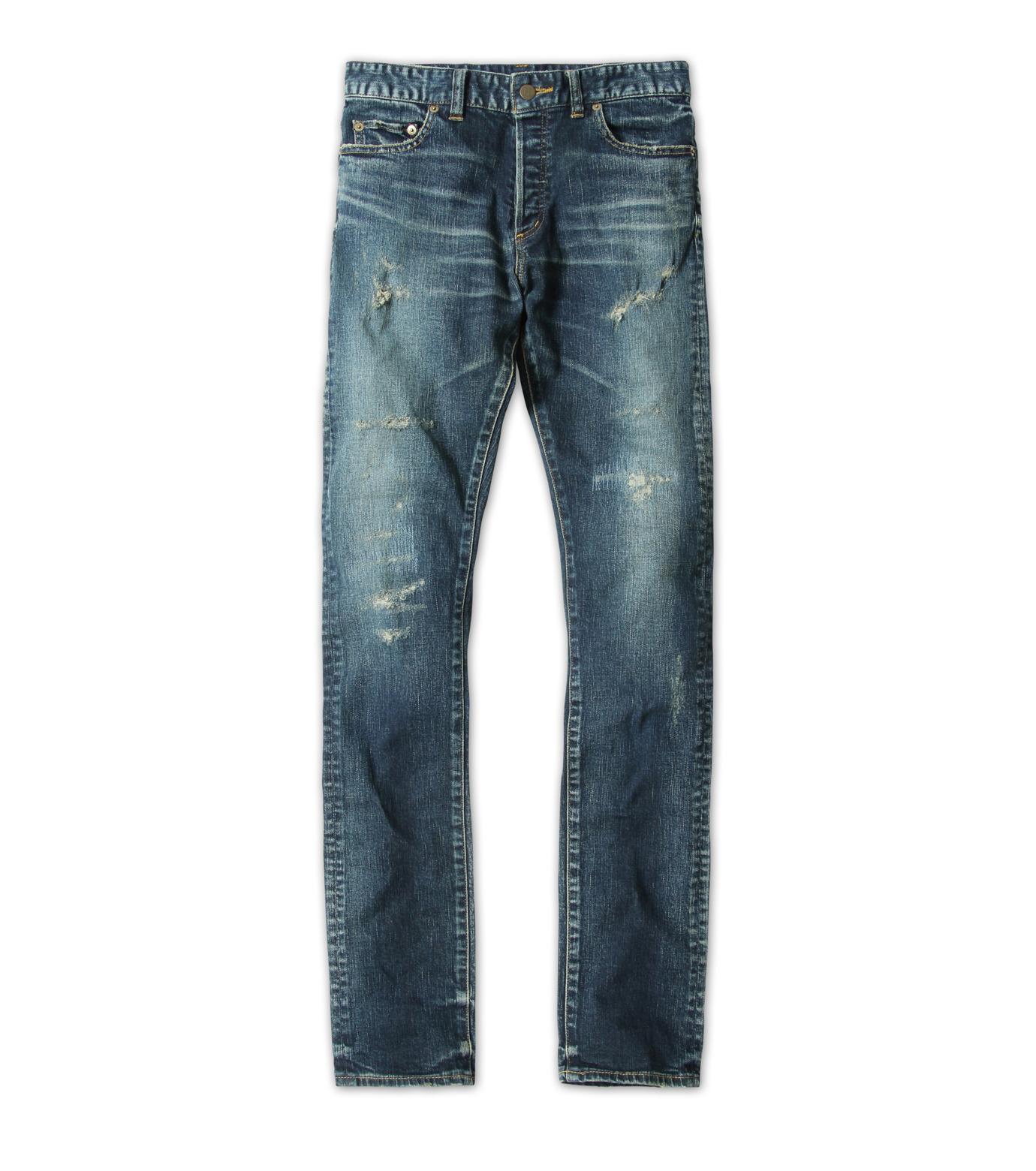 HL HEDDIE LOVU(エイチエル・エディールーヴ)のHL skinDamage-INDIGO(パンツ/pants)-HL-skinDamag-94 拡大詳細画像6