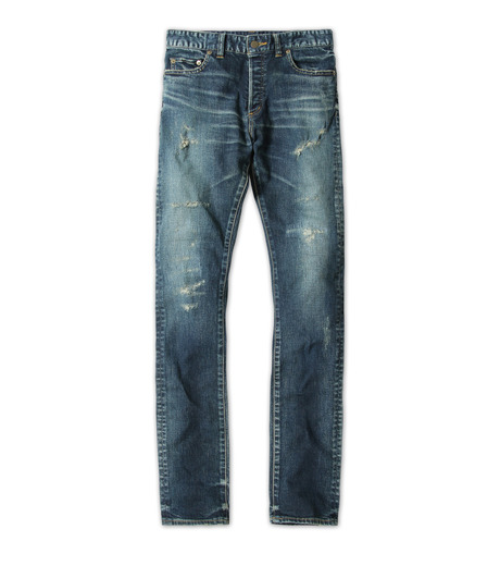 HL HEDDIE LOVU(エイチエル・エディールーヴ)のHL skinDamage-INDIGO(パンツ/pants)-HL-skinDamag-94 詳細画像6