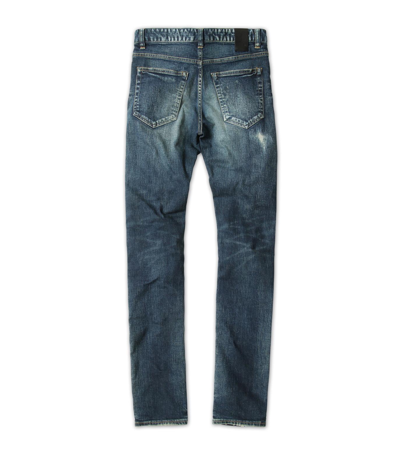 HL HEDDIE LOVU(エイチエル・エディールーヴ)のHL skinDamage-INDIGO(パンツ/pants)-HL-skinDamag-94 拡大詳細画像7