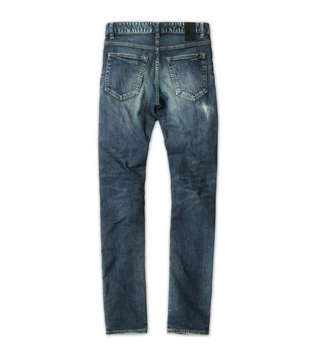 HL HEDDIE LOVU(エイチエル・エディールーヴ)のHL skinDamage-INDIGO(パンツ/pants)-HL-skinDamag-94 詳細画像7