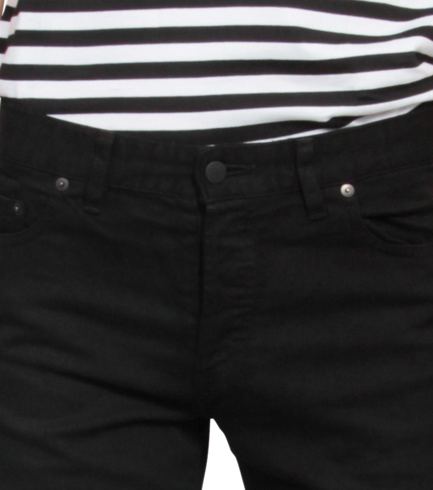 HL HEDDIE LOVU(エイチエル・エディールーヴ)のHL skinslim-BLACK(パンツ/pants)-HL-skinslim-13 拡大詳細画像4