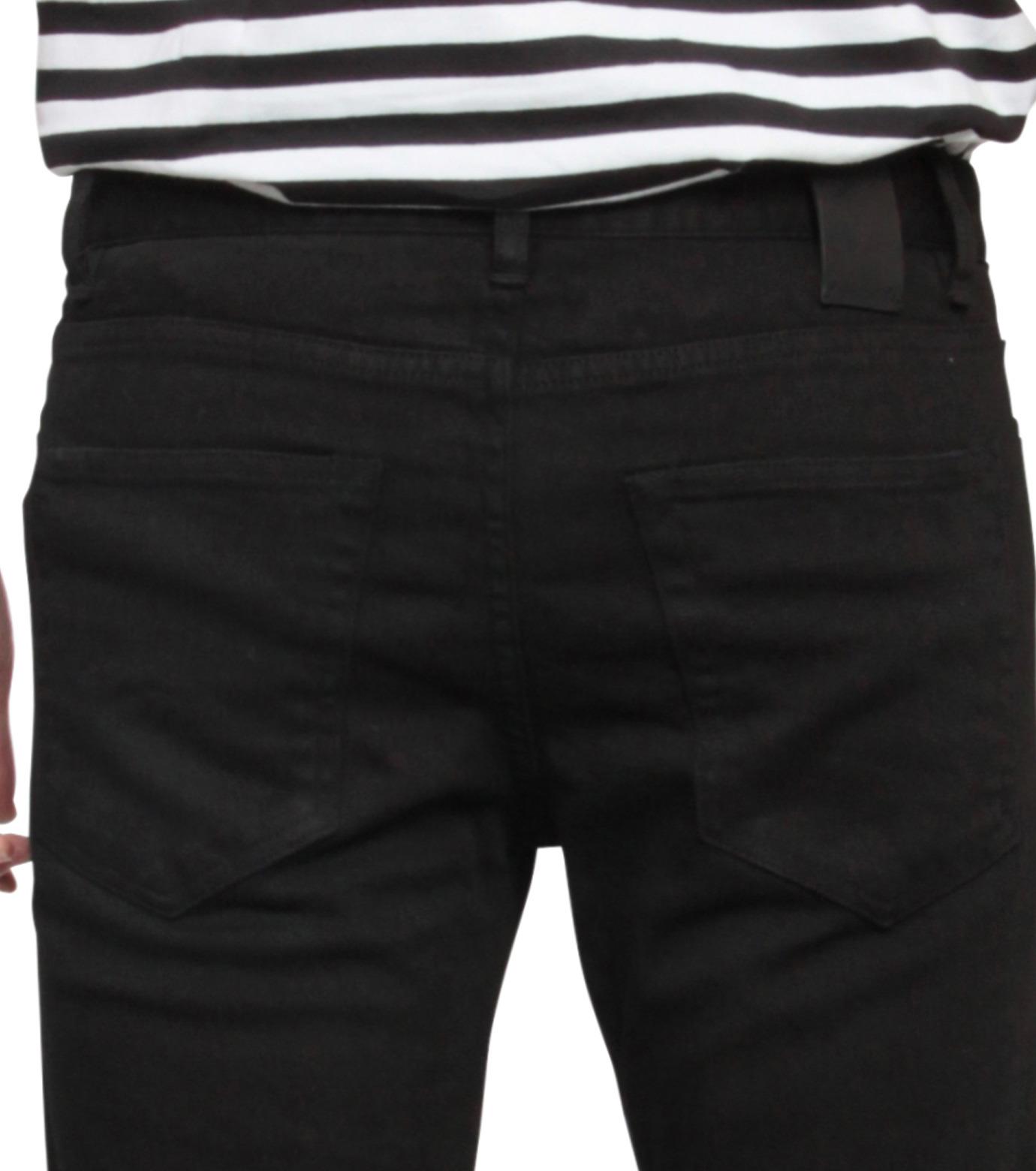 HL HEDDIE LOVU(エイチエル・エディールーヴ)のHL skinslim-BLACK(パンツ/pants)-HL-skinslim-13 拡大詳細画像5