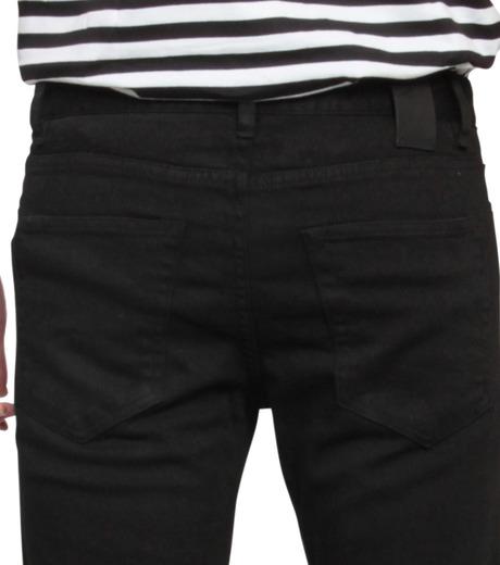 HL HEDDIE LOVU(エイチエル・エディールーヴ)のHL skinslim-BLACK(パンツ/pants)-HL-skinslim-13 詳細画像5