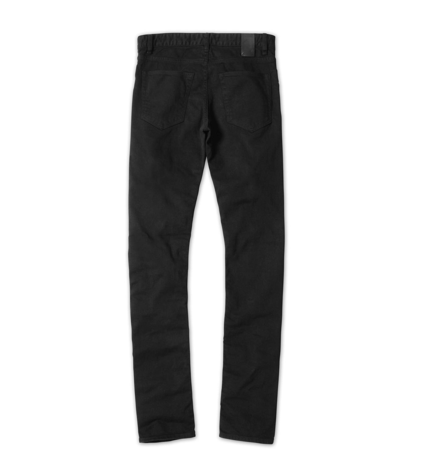 HL HEDDIE LOVU(エイチエル・エディールーヴ)のHL skinslim-BLACK(パンツ/pants)-HL-skinslim-13 拡大詳細画像7
