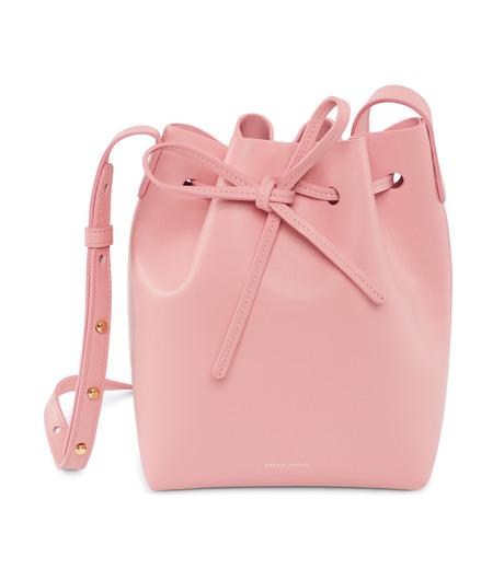 Mansur Gavriel(マンサーガブリエル)のMini Bucket Bag-PINK(バッグ/bag)-HMB004CA-72 詳細画像1
