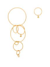 Holly Ryan() Layered Loop Earrings
