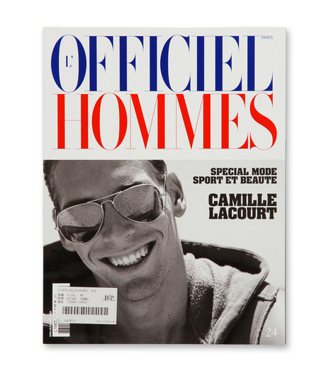 Magazine(マガジン)のL'officiel homme-NONE(インテリア/OTHER-GOODS/interior/OTHER-GOODS)-I-LO2090024-0 詳細画像1