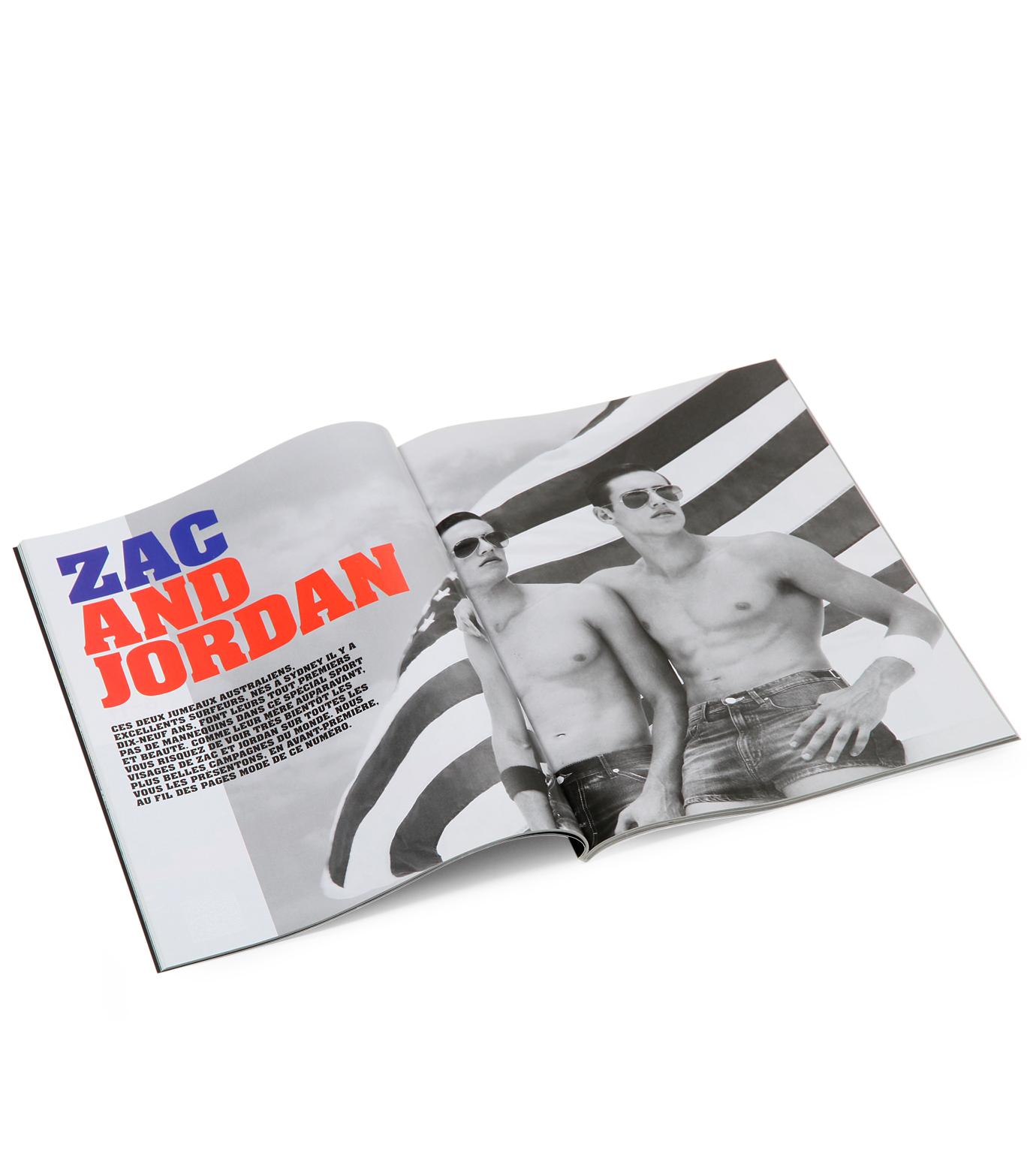 Magazine(マガジン)のL'officiel homme-NONE(インテリア/OTHER-GOODS/interior/OTHER-GOODS)-I-LO2090024-0 拡大詳細画像2