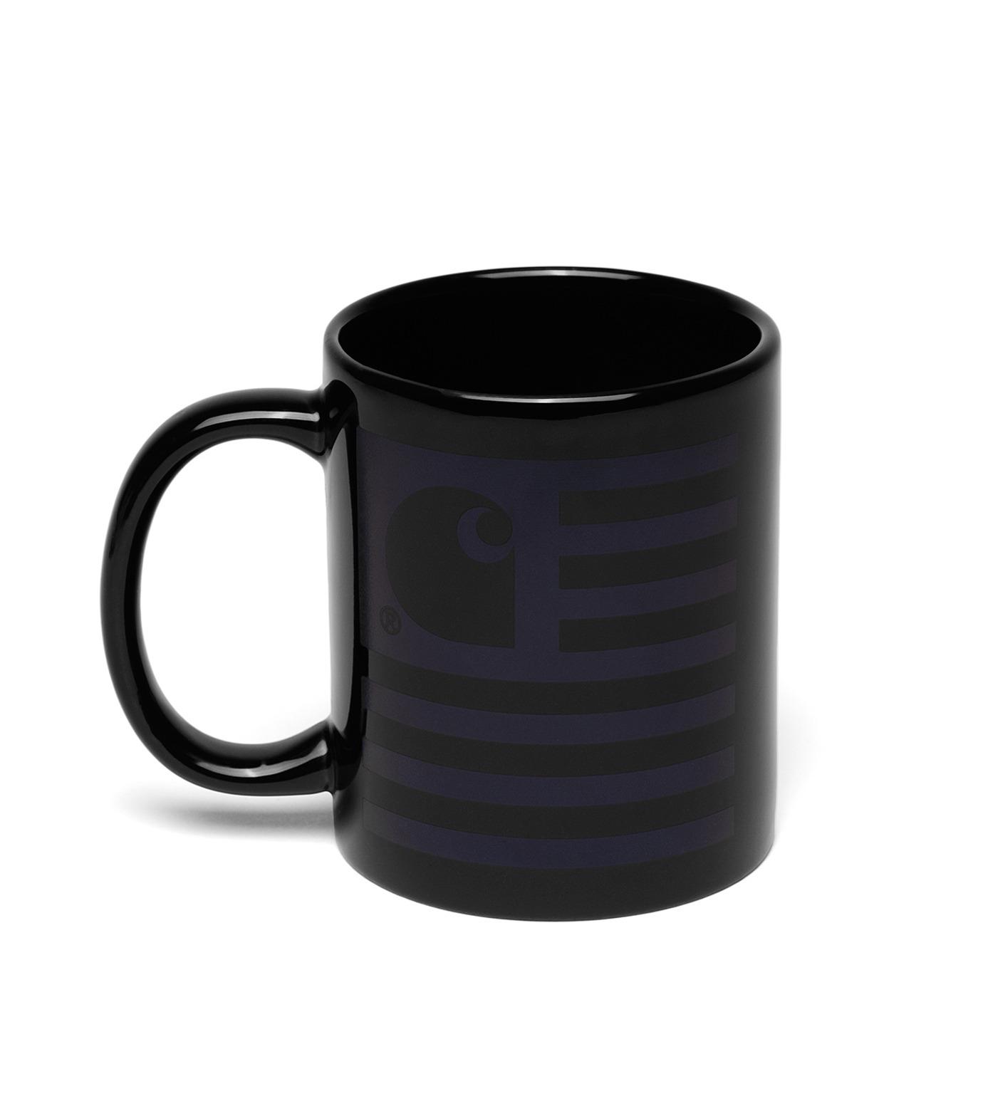 Carhartt(カーハート)のCOFFEE MUG-BLACK(キッチン/kitchen)-I018142-15F-13 拡大詳細画像1