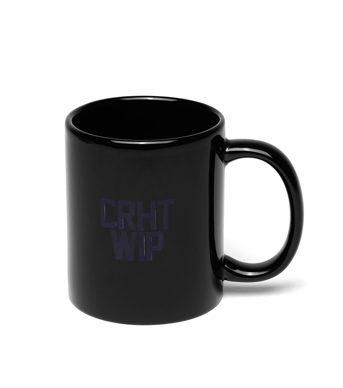 Carhartt(カーハート)のCOFFEE MUG-BLACK(キッチン/kitchen)-I018142-15F-13 拡大詳細画像2