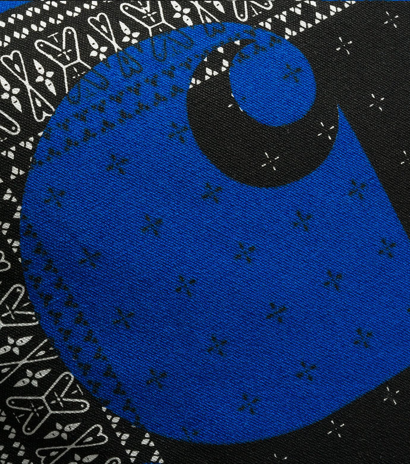 Carhartt(カーハート)のSTATE PILLOW-BLUE(インテリア/interior)-I020354-15F-92 拡大詳細画像3