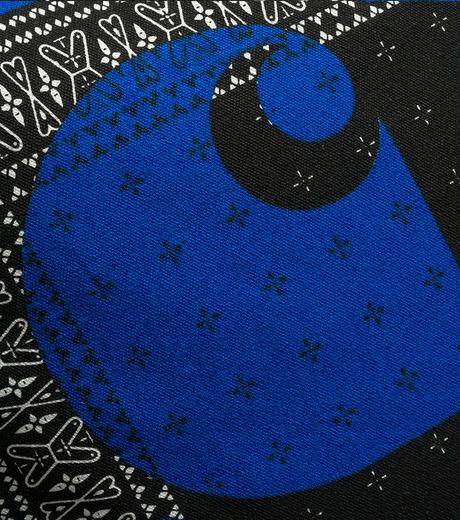 Carhartt(カーハート)のSTATE PILLOW-BLUE(インテリア/interior)-I020354-15F-92 詳細画像3