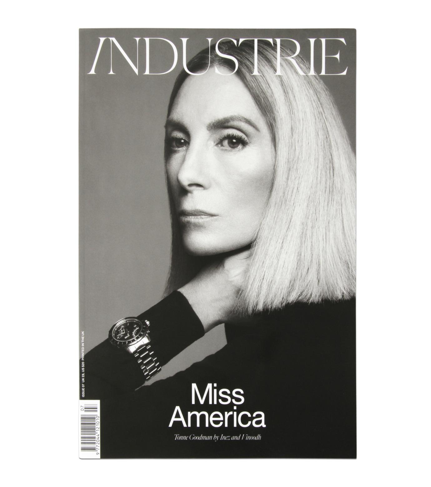 Magazine(マガジン)のINDUSTRIE (#7)-NONE-IN1520X14007-0 拡大詳細画像1