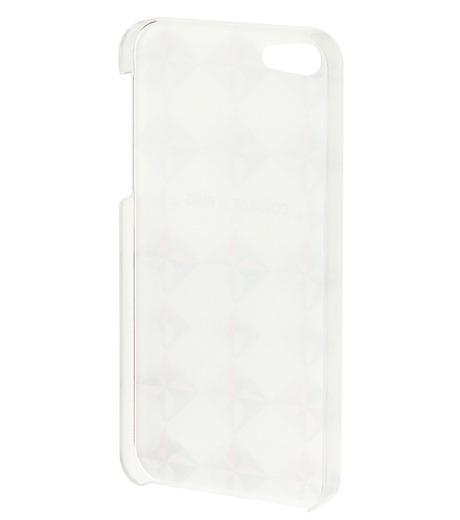 Commune de Paris(コミューン ドゥ パリ)のIphone5 case etoiles-WHITE(ケースiphone5/5s/se/case iphone5/5s/se)-IP5-CASE2-4 詳細画像2
