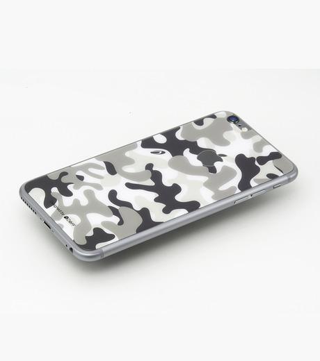 DeFF(ディーフ)のIP6+ Glass Snow-WHITE(ケースiphone6plus/6splus/case iphone6plus/6splus)-IP6PG3BCFWH-4 詳細画像1
