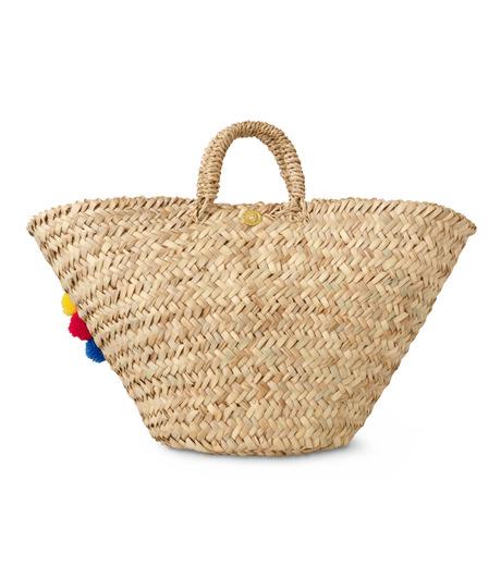 Muzungu Sisters(ムズング シスターズ)のSicilian Basket I-BEIGE(バッグ/bag)-IT001A-52 詳細画像3