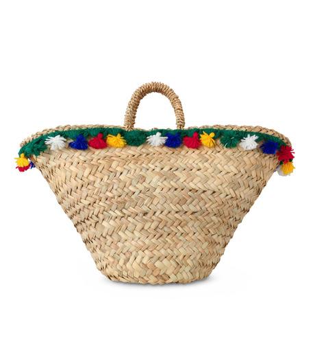 Muzungu Sisters(ムズング シスターズ)のSicilian Basket III-BEIGE(バッグ/bag)-IT001C-52 詳細画像3