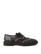 Giuseppe Zanotti Design Studs Wingtip Shoes