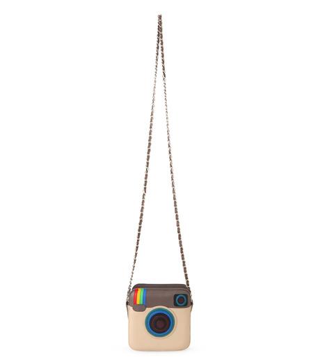 MUA MUA DOLLS()のInstagram Icon Bag-BEIGE(ショルダーバッグ/shoulder bag)-Insta-Bag-52 詳細画像1