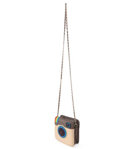 MUA MUA DOLLS()のInstagram Icon Bag-BEIGE(ショルダーバッグ/shoulder bag)-Insta-Bag-52 詳細画像2