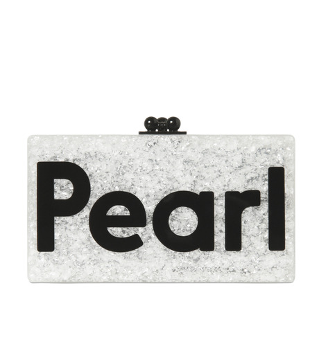 Edie Parker(エディー パーカー)のJean Pearl-WHITE-JE0049-4 詳細画像1