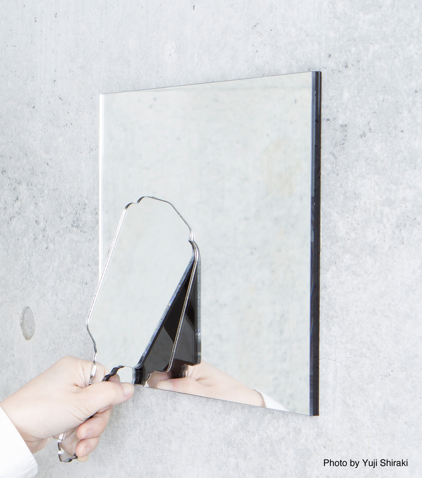 Micro Works()のJump Out Mirror -Square--SILVER(アザーズ/others)-JOM-S-1 拡大詳細画像2