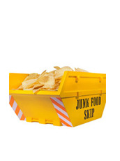 Thumbs Up(サムズアップ) Junk Food Skip