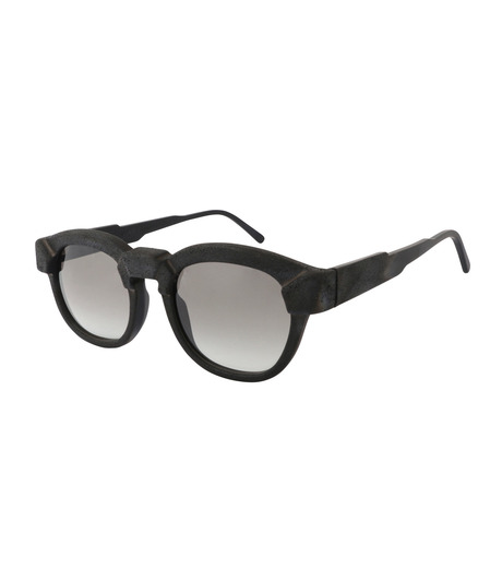 KUBORAUM()のBlack Burnt-BLACK(アイウェア/eyewear)-K17-BM-BT-13 詳細画像1