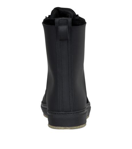 Kris Van Assche(クリスヴァンアッシュ)のLibra Black Sneaker-BLACK-K2709 詳細画像3