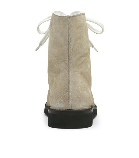 Kris Van Assche(クリスヴァンアッシュ)のLace Up Boots-GRAY-K2793 詳細画像3