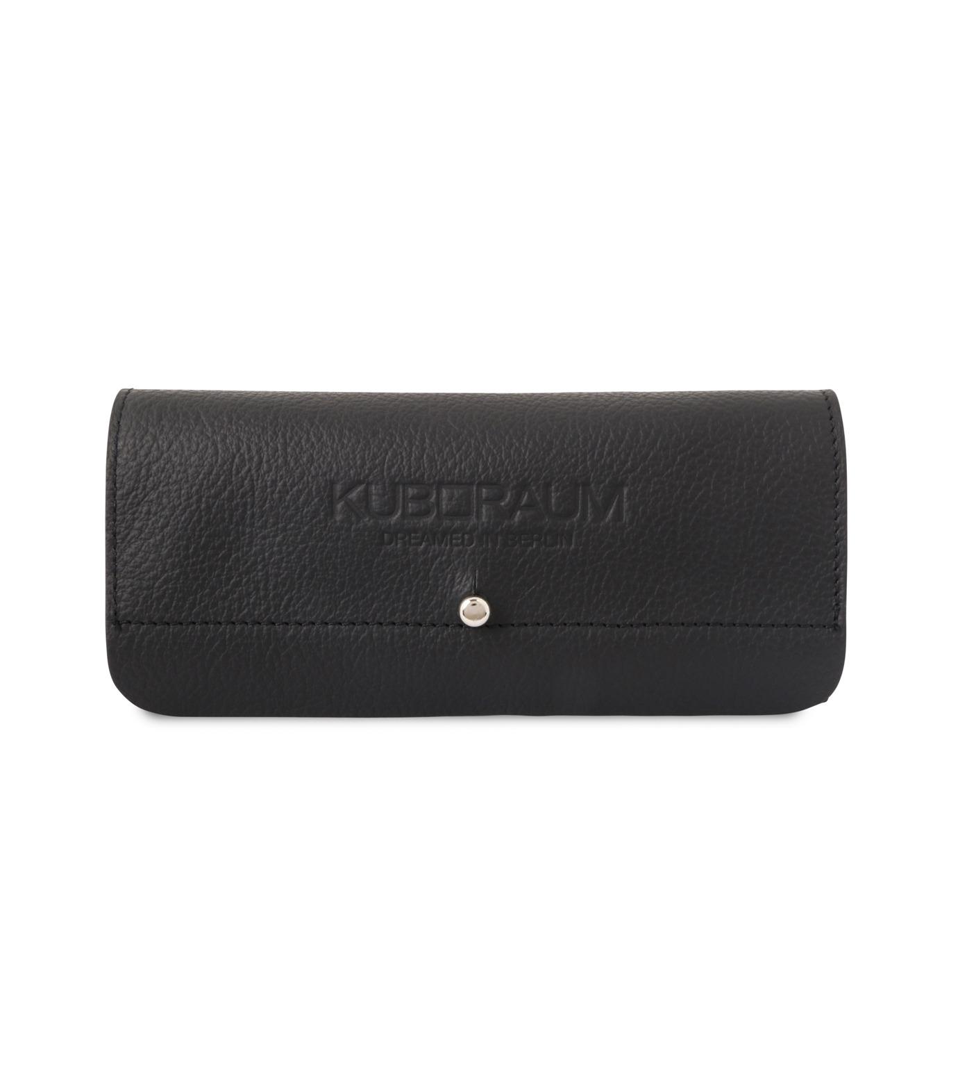 KUBORAUM()のSolar-BLACK(アイウェア/eyewear)-K5-BM-SO-13 拡大詳細画像4
