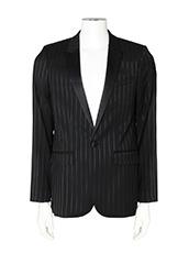 GARCONS INFIDELES Stripe Jacket