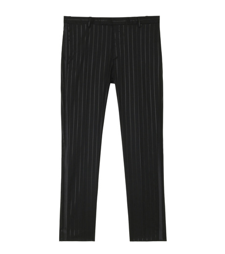 GARCONS INFIDELES(ギャルソン・インフィデレス)のStripe Trousers-BLACK(SUITS-PT/SUITS-PT)-KEITH-PANT-13 詳細画像1
