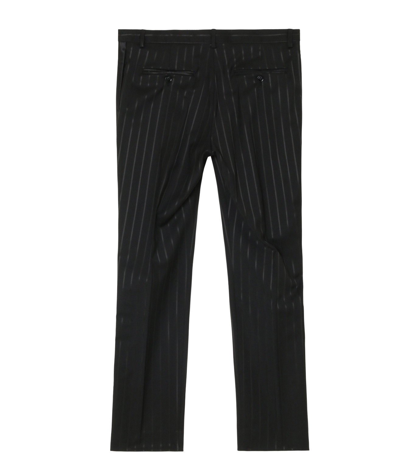 GARCONS INFIDELES(ギャルソン・インフィデレス)のStripe Trousers-BLACK(SUITS-PT/SUITS-PT)-KEITH-PANT-13 拡大詳細画像2