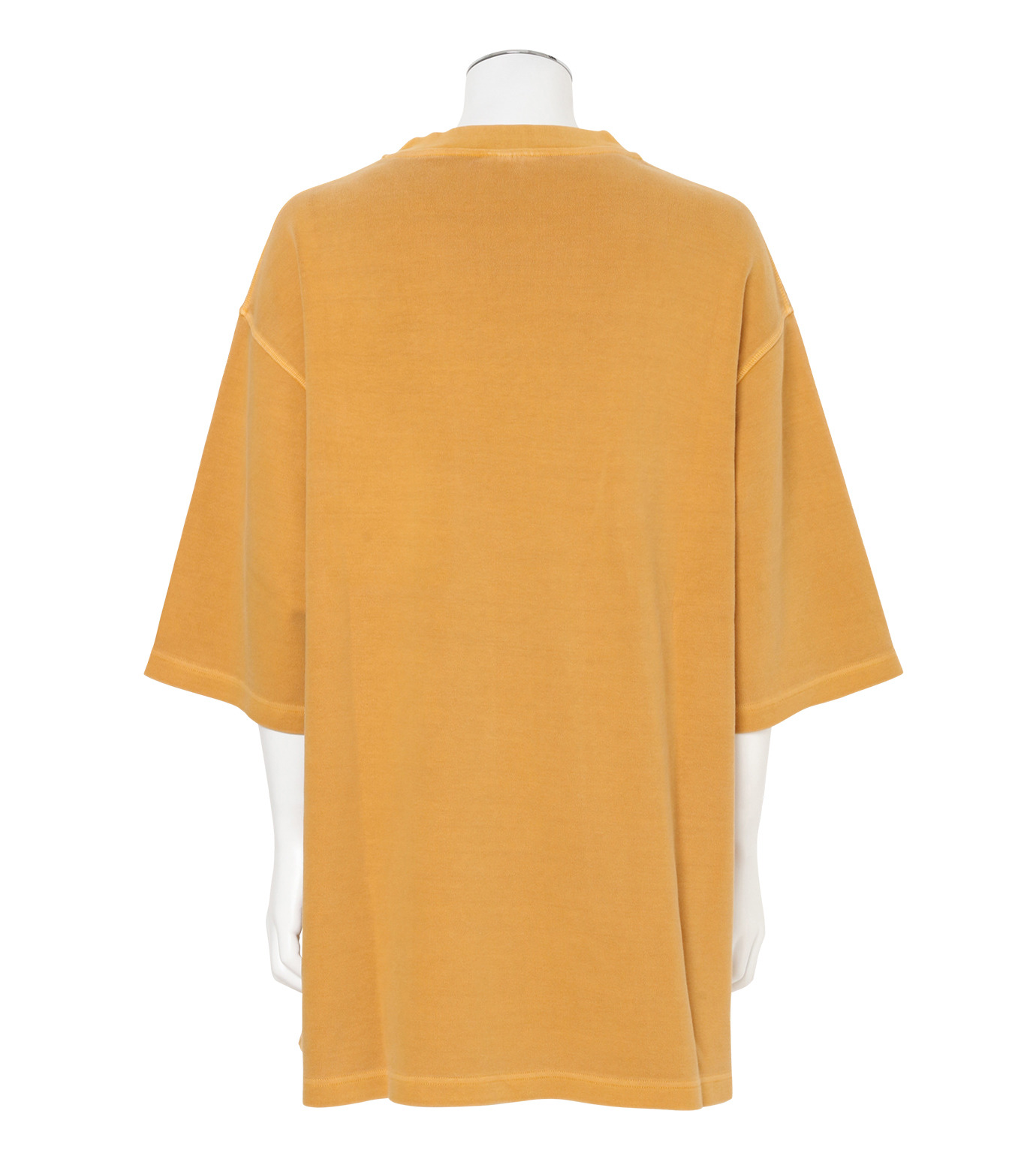 YEEZY(イージー)のRUGBY KNIT TEE-YELLOW(カットソー/cut and sewn)-KW3M106-105-32 拡大詳細画像2