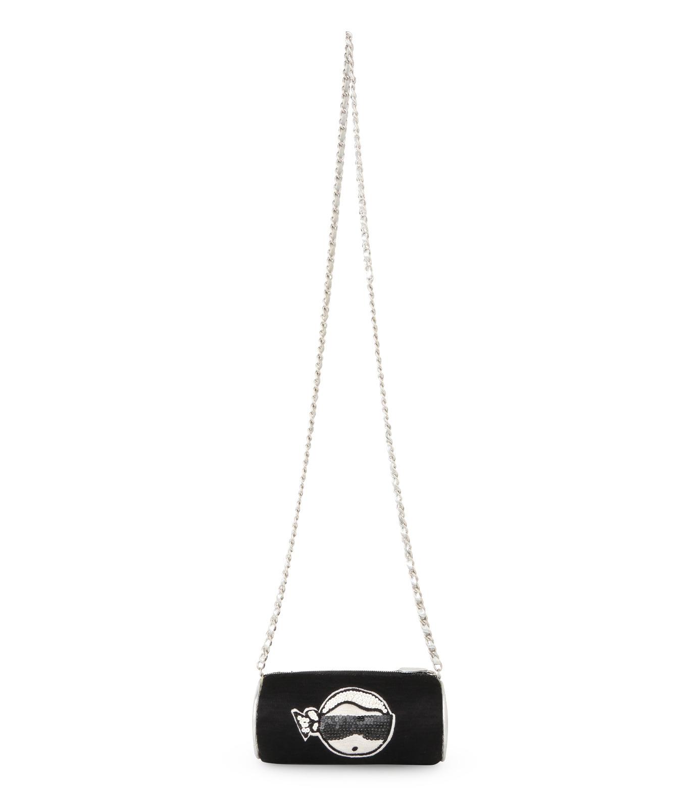 MUA MUA DOLLS()のSoda Bag Karl Zero-BLACK(ショルダーバッグ/shoulder bag)-Karl-Zero-13 拡大詳細画像3