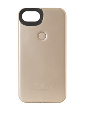 LuMee(ルーミー) LuMee two iPhone 6/6s/7 - Gold Matte
