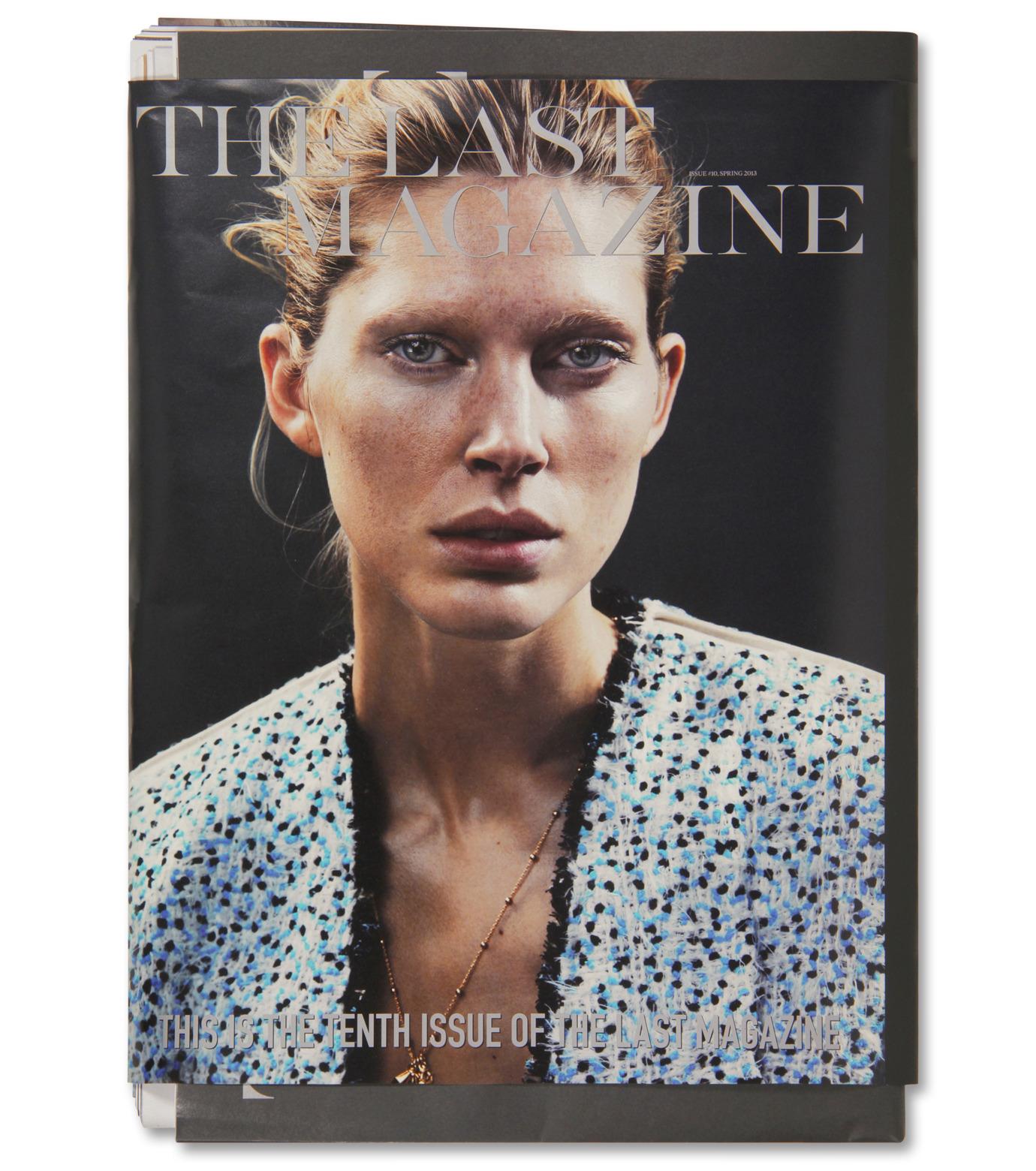 Magazine(マガジン)のLast magazine,the (#10)-NONE-LA7510X13010-0 拡大詳細画像1