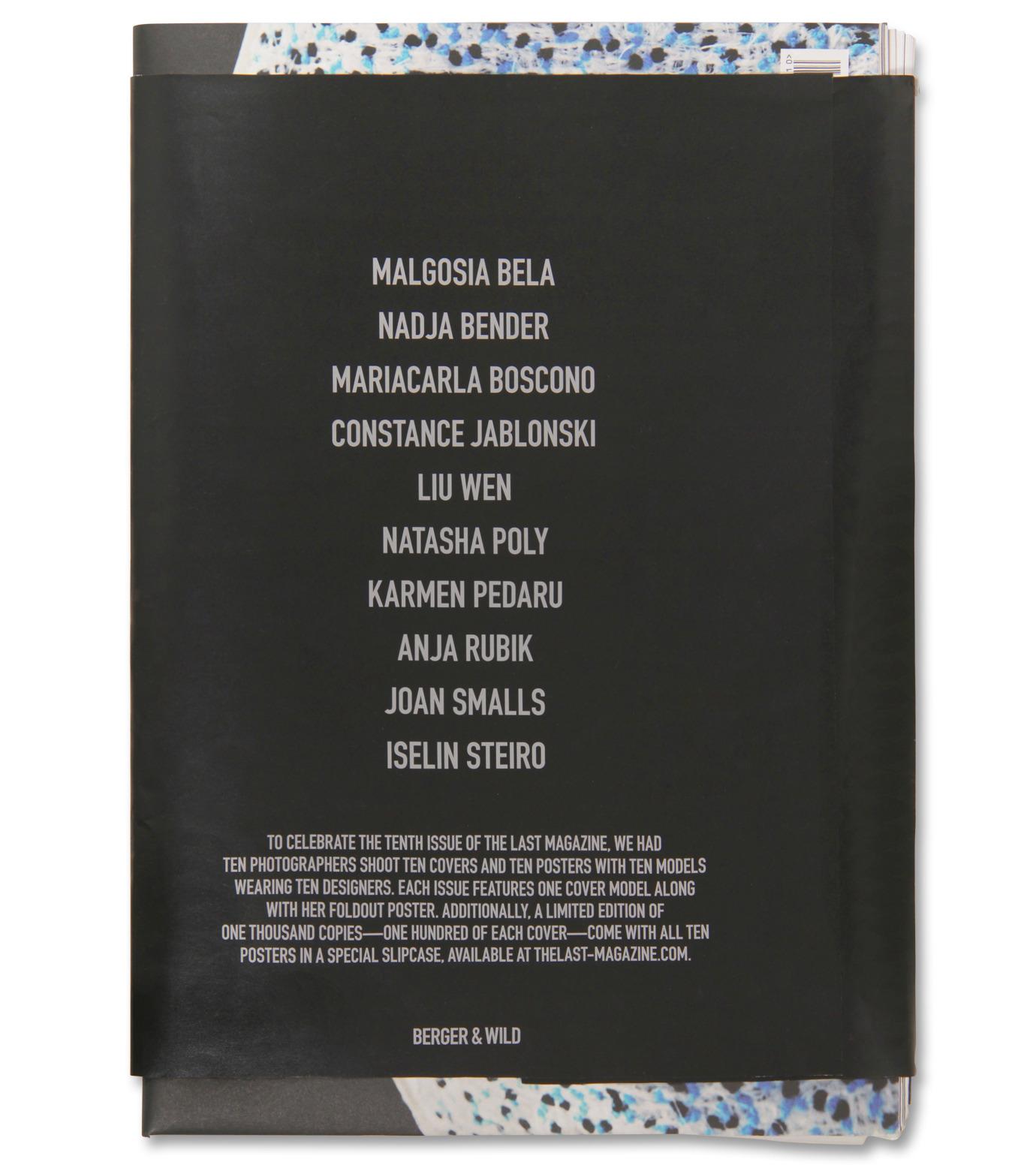 Magazine(マガジン)のLast magazine,the (#10)-NONE-LA7510X13010-0 拡大詳細画像2