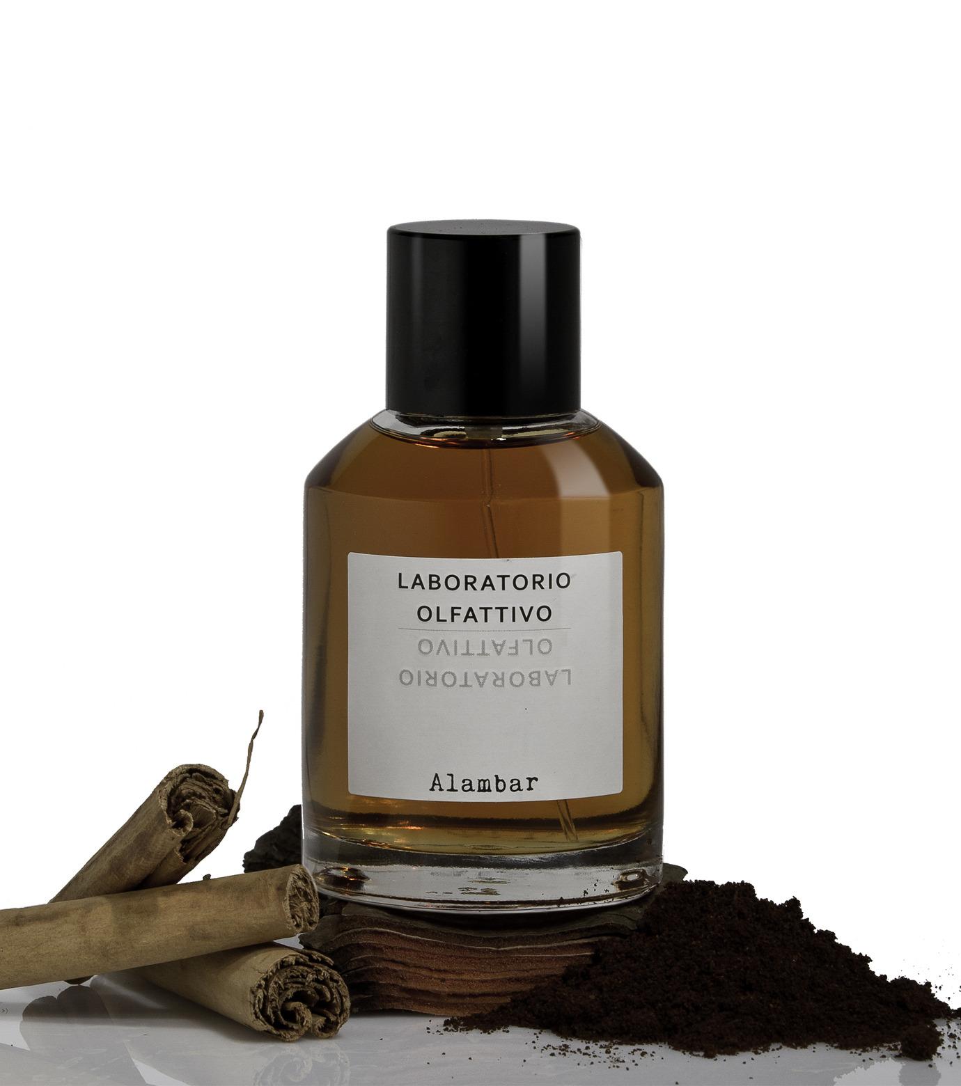 Laboratorio Olfattivo(ラボラトリオ・オルファーティボ)のAlambar-WHITE(フレグランス/fragrance)-LAB-PF-AB100-4 拡大詳細画像2