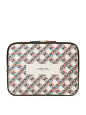 Commune de Paris Laptop case etoiles