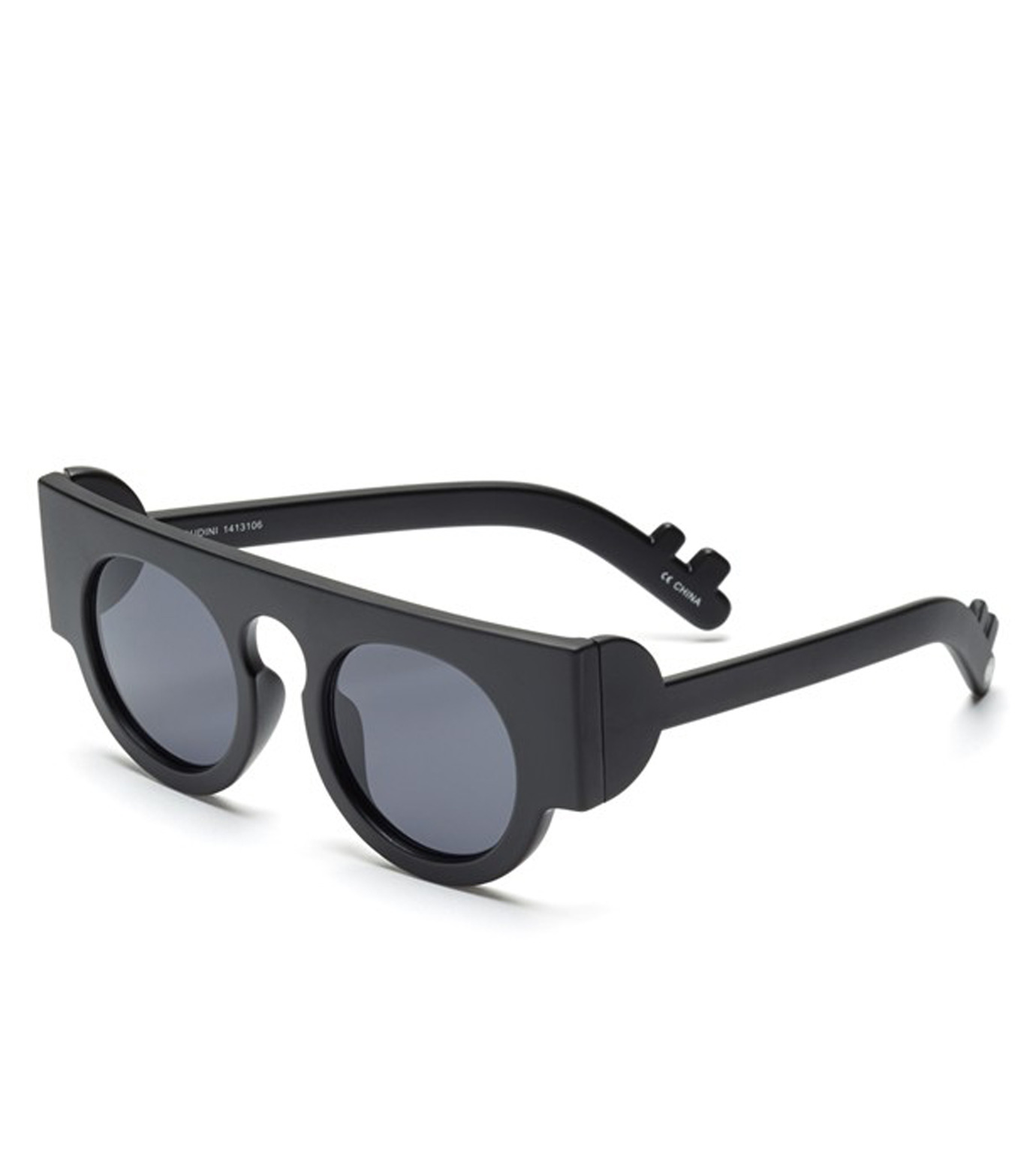 Craig&Karl(クレイグ アンド カール)のHOUDINI Matte Black/Smoke-BLACK(アイウェア/eyewear)-LCK1413106-13 拡大詳細画像1