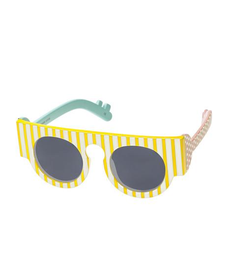 Craig&Karl(クレイグ アンド カール)のHoudini Gloss Yellow Stripe-YELLOW(アイウェア/eyewear)-LCK1413108-32 詳細画像1